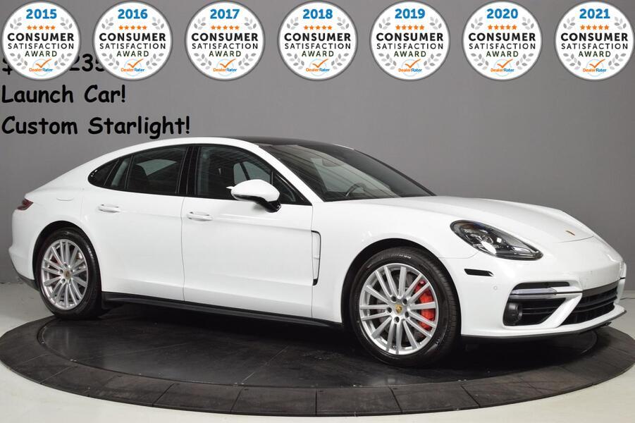 2017 Porsche Panamera Turbo Glendale Heights IL