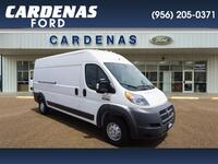RAM ProMaster 159 WB High Roof Cargo 2017