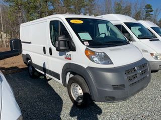 2017 RAM Promaster 1500 Low Roof Tradesman 118-in. WB Charlotte NC