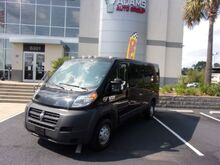 2017_RAM_Promaster_1500 Low Roof Tradesman 136-in. WB_ Charlotte NC