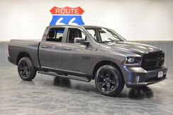2017_Ram_1500_CREWCAB 4WD! 'NIGHT/SPORT EDITION!' LEATHER! SUNROOF! NAVIGATION! ONLY 13K MILES! BAD TO THE BONE!!_ Norman OK