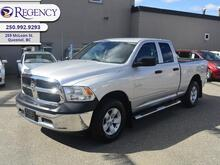 2017_Ram_1500_ST  - Alloy Wheels - Low Mileage_ Quesnel BC