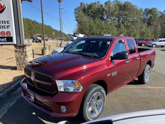 2017 Ram 1500 Tradesman Monroe GA