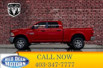 2017_Ram_2500_4x4 Crew Cab Outdoorsman_ Red Deer AB