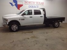 2017_Ram_2500_FREE DELIVERY Tradesman 4x4 Diesel Flatbed Touch Screen Bluetooth 5th Wheel_ Mansfield TX