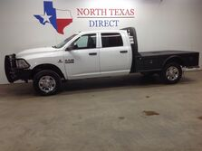 Ram 2500 Tradesman 4x4 Diesel Flatbed Touch Screen Camera Ranch Hand 2017