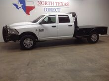 2017_Ram_2500_Tradesman 4x4 Diesel Flatbed Touch Screen Camera Ranch Hand_ Mansfield TX