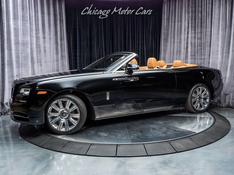 2017_Rolls-Royce_Dawn_Convertible MSRP $396,180+_ Chicago IL