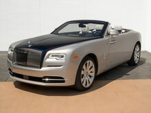 2017_Rolls-Royce_Dawn_Convertible_ Los Gatos CA