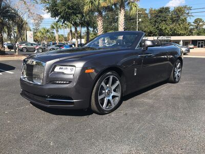 2017_Rolls-Royce_Dawn_Drophead_ Charleston SC