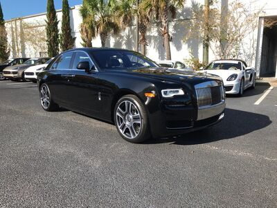 2017_Rolls-Royce_Ghost_SWB_ Charleston SC