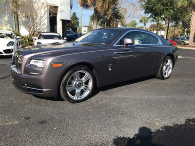 2017_Rolls-Royce_Wraith_Coupe_ Charleston SC