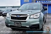 2017 Subaru Forester / AWD / Automatic / Bluetooth / Back-Up Camera / Cruise Control / Low Miles / 32 MPG / 1-Owner