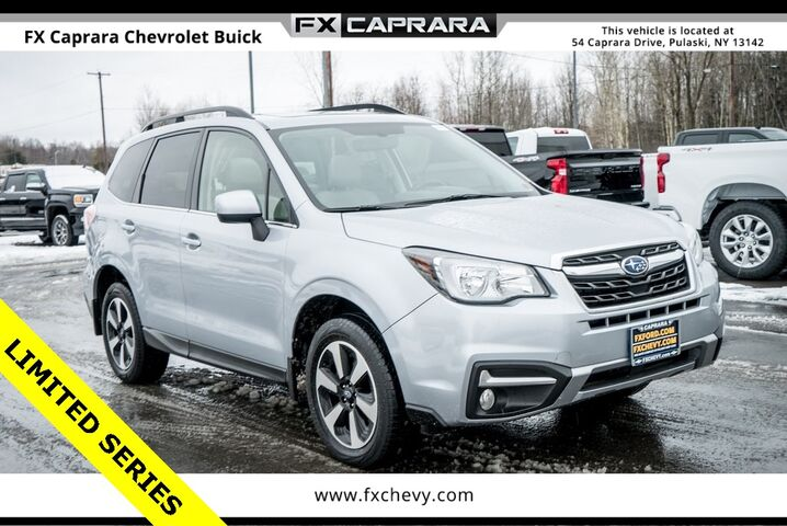 2017 Subaru Forester 2.5i Limited Watertown NY