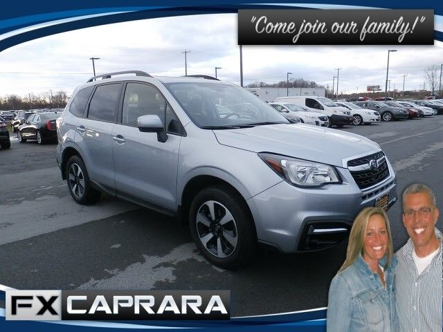 2017 Subaru Forester 2.5i Premium Watertown NY