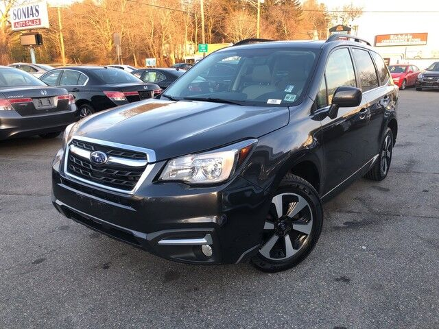 2017 Subaru Forester Limited Worcester MA