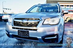 2017_Subaru_Forester_Premium / AWD / Automatic / Power Heated Seats / Sunroof / Bluetooth / Back-Up Camera / Luggage Rack / 32 MPG_ Anchorage AK
