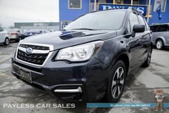 2017_Subaru_Forester_Premium / AWD / Automatic / Power & Heated Seats / Panoramic Sunroof / Bluetooth / Back Up Camera / Cruise Control / Luggage Rack / 32 MPG_ Anchorage AK