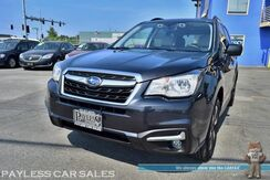 2017_Subaru_Forester_Premium / AWD / Eye Sight Pkg / Power & Heated Seats / Panoramic Sunroof / Bluetooth / Back Up Camera / Blind Spot & Lane Departure Alert / Fog Lights / 32 MPG / 1-Owner_ Anchorage AK