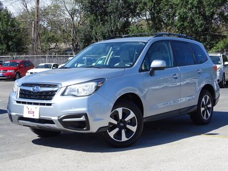 Vehicle details 2017 Subaru Forester at North Park Nearly New San