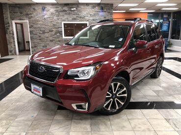 2017_Subaru_Forester_Touring_ Worcester MA