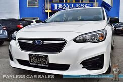 2017_Subaru_Impreza_/ AWD / Automatic / Apple CarPlay & Android Auto / Back Up Camera / Cruise Control / 38 MPG / 1-Owner_ Anchorage AK