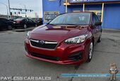 2017 Subaru Impreza Hatchback / AWD / Automatic / Bluetooth / Android Auto & Apple CarPlay / Back Up Camera / Cruise Control / Low Miles / 37 MPG / 1-Owner