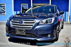 2017_Subaru_Legacy_3.6R Limited / AWD / Eye Sight Pkg / Heated Front & Rear Leather Seats / Navigation / Sunroof / Harman Kardon Speakers / Bluetooth / Back-Up Camera / Low Miles / 1-Owner_ Anchorage AK