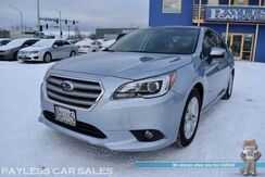 2017_Subaru_Legacy_Premium / AWD / Eye Sight Pkg / Power & Heated Seats / Adaptive Cruise Control / Bluetooth / Back Up Camera / Blind Spot & Lane Depart Alert / Collision Avoidance Alert / Aluminum Wheels / 1-Owner_ Anchorage AK