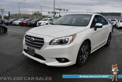 2017_Subaru_Legacy_Sport / AWD / Heated Seats / Sunroof / Keyless Start / Bluetooth / Back Up Camera / 34 MPG / 1-Owner_ Anchorage AK
