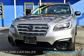2017 Subaru Outback AWD / Automatic / Bluetooth / Back-Up Camera / Luggage Rack / 32 MPG