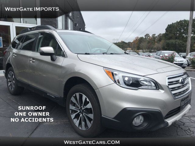 2017 Subaru Outback Limited Raleigh NC