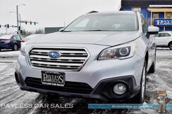 2017_Subaru_Outback_Premium / AWD / Automatic / Auto Start / Power Heated Seats / Bluetooth / Back Up Camera / 32 MPG / 1-Owner_ Anchorage AK