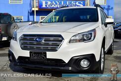 2017_Subaru_Outback_Premium / AWD / Automatic / Heated Seats / Power Driver's Seat / Auto Start / Bluetooth / Back-Up Camera / Luggage Rack / 32 MPG / 1-Owner_ Anchorage AK