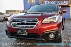 2017_Subaru_Outback_Premium / AWD / Automatic / Power Heated Seats / Bluetooth / Back Up Camera / 32 MPG / 1-Owner_ Anchorage AK