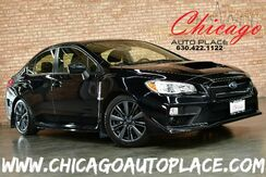 2017_Subaru_WRX_6-SPEED MANUAL 2.0L INTERCOOLED TURBOCHARGED ENGINE ALL WHEEL DRIVE 1 OWNER BLACK CLOTH SPORT SEATS BACKUP CAMERA BLUETOOTH PREMIUM ALLOY WHEELS_ Bensenville IL