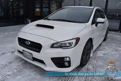 2017_Subaru_WRX_Limited / 6-Spd Manual / Auto Start / Heated Leather Seats / Sunroof / Bluetooth / Back Up Camera / 27 MPG / Only 22k Miles_ Anchorage AK