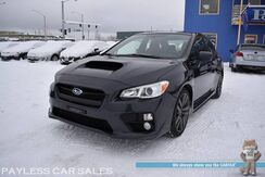 2017_Subaru_WRX_Premium / AWD / Turbocharged / 6-Spd Manual / Aftermarket Exhaust / PERRIN Air Intake / Heated Seats / Harman Kardon Speakers / Sunroof / Bluetooth / Back Up Camera / Cruise Control / 27 MPG_ Anchorage AK