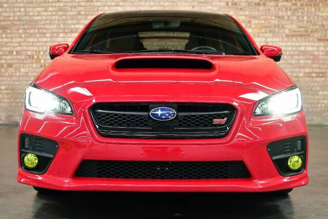 2017 Subaru WRX STI - 2.5L INTERCOOLED HIGH BOOST DAVCS ENGINE 1 OWNER 6-SPEED MANUAL ALL WHEEL DRIVE NAVIGATION BACKUP CAMERA KEYLESS GO HEATED SEATS XENONS Bensenville IL