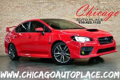2017_Subaru_WRX_STI - 2.5L INTERCOOLED HIGH BOOST DAVCS ENGINE 1 OWNER 6-SPEED MANUAL ALL WHEEL DRIVE NAVIGATION BACKUP CAMERA KEYLESS GO HEATED SEATS XENONS_ Bensenville IL