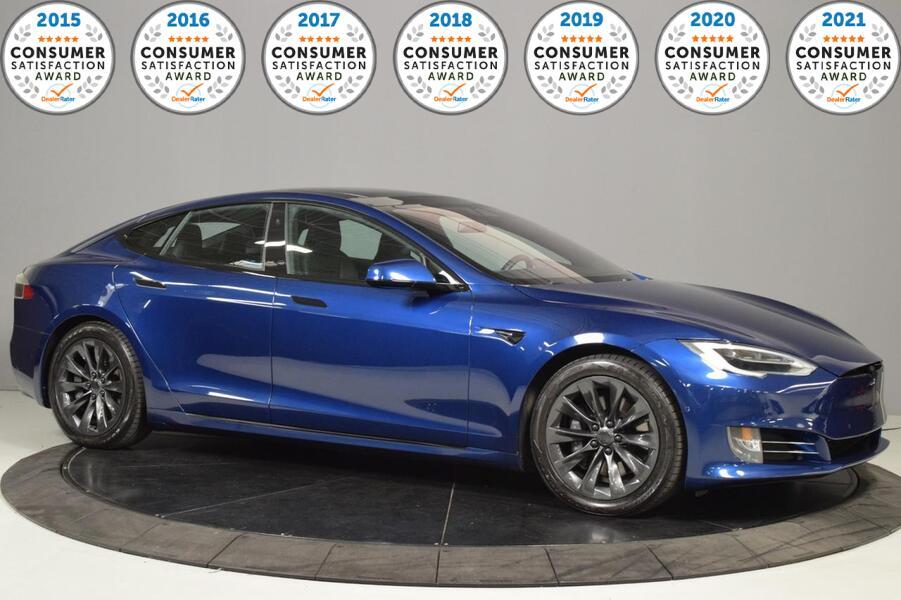 2017_Tesla_Model S_90D_ Glendale Heights IL