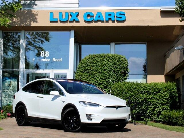 2017_Tesla_Model X_75D 3RD ROW AUTOPILOT-2 AWD_ Buffalo Grove IL