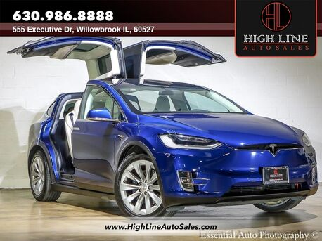 2017_Tesla_Model X_75D_ Willowbrook IL