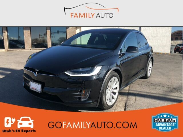 2017 Tesla Model X 90D Pleasant Grove UT