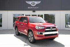 2017_Toyota_4Runner_Limited_ Hickory NC