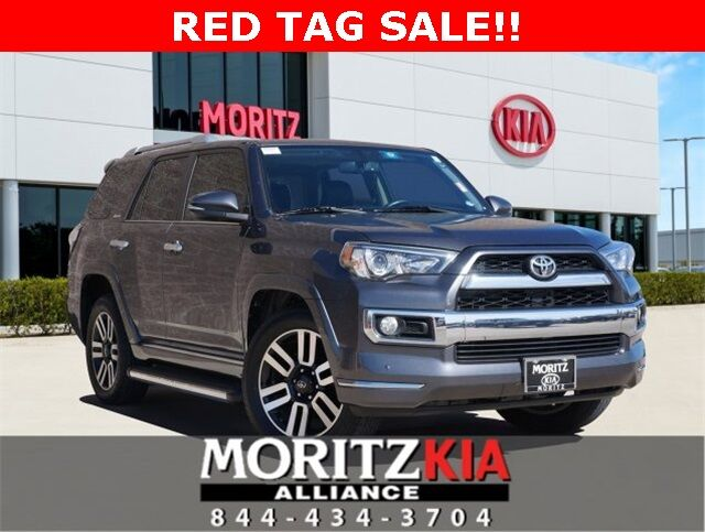 2017 Toyota 4Runner Limited Fort Worth TX