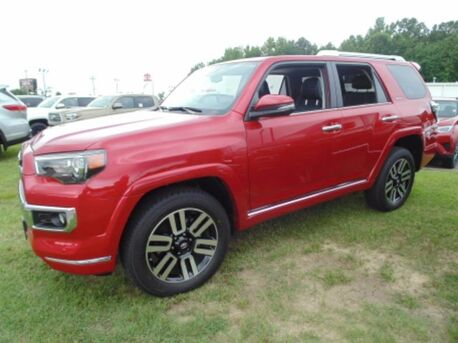 2017_Toyota_4Runner_Limited_ Paris TN