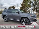 2017 Toyota 4Runner Limited w/3rd Row
