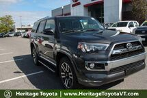 2017 Toyota 4Runner Limited South Burlington VT
