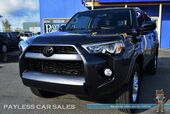 2017 Toyota 4Runner SR5 / 4X4 / Power Driver's Seat / Navigation / Bluetooth / Back Up Camera / 3rd Row / Seats 7 / Tow Pkg / 1-Owner